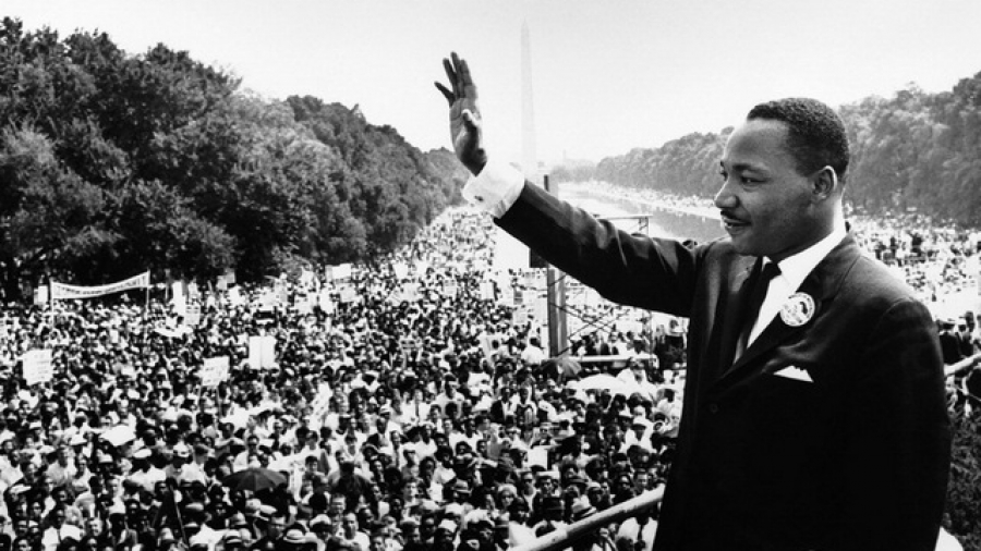 Martin Luther King 50 (MLK 50) – 2013