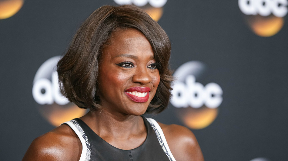 CONGRATULATIONS TO VIOLA DAVIS
