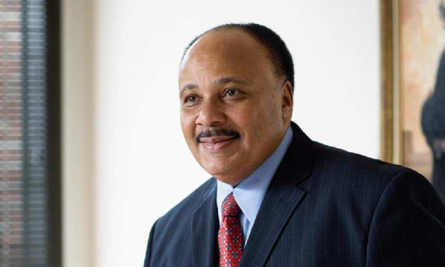 MARIN LUTHER KING III – 2015