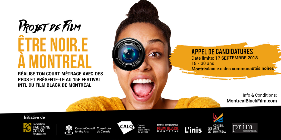 APPEL DE CANDIDATURES